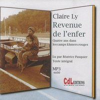Revenue de l'enfer mp3 1 cd