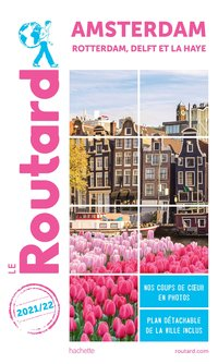 Guide du routard amsterdam 2021/22
