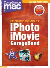 iPhoto, iMovie et GarageBand