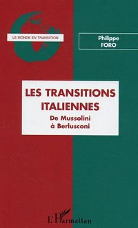 Les transitions italiennes