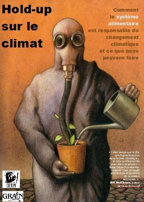 Hold-up sur le climat