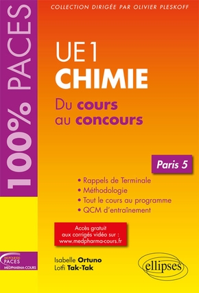 Ue1 - chimie (paris 5)