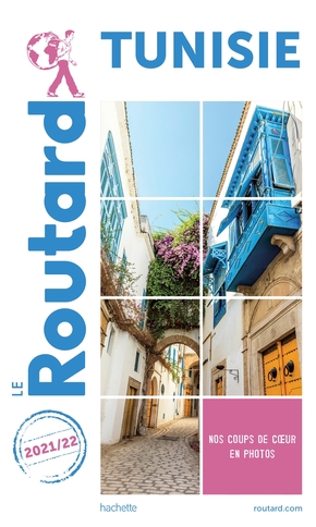 Guide du routard tunisie 2021/22