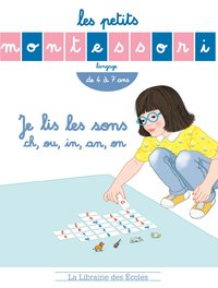 Montessori ' je lis les sons ch, ou, in, an, on