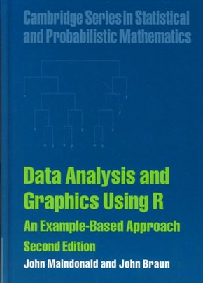 Data Analysis and Graphics Using R