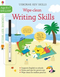 Key skills wipe-clean - writing skills - age to 6-7
