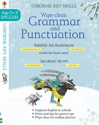 Key skills wipe-clean - grammar & punctuation - age to 8-9
