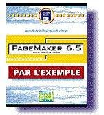 Par l'exemple pagemaker 6.5 sur macintosh
