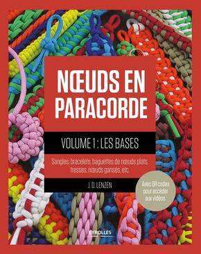 J.D. Lenzen- Noeuds en paracorde - Volume 1