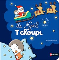 Le noël de t'choupi (pop-up)
