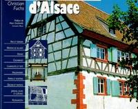 Thierry Fischer - Les maisons d'alsace