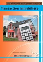 Transaction immobiliere bts professions immobilieres/licence