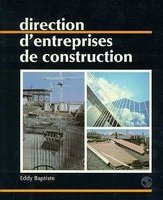 Direction d'entreprises de construction