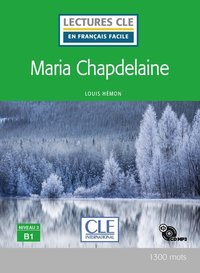 Chapdelaine niveau b1 + cd audio