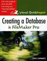 Creating a Database in Filemaker Pro