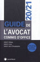 Guide de l'avocat commis d'office 2020-2021