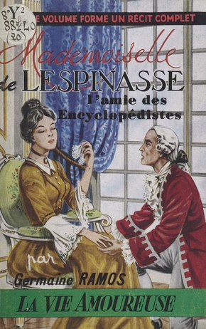Mademoiselle de lespinasse