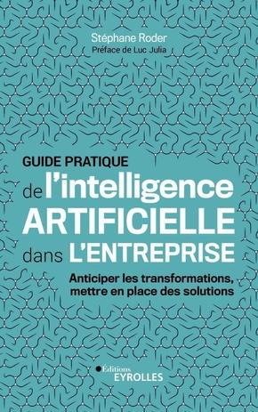 S.Roder- Guide pratique de l'intelligence artificielle dans l'entreprise
