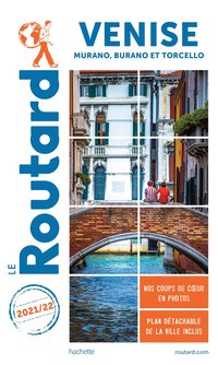 Guide du routard venise 2021/22