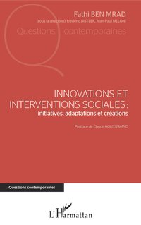Innovations et interventions sociales : iinitiatives, adaptations et créations