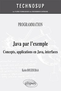 Programmation, Java par l'exemple