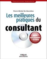P.-M.do Marcolino - Les meilleures pratiques du consultant - guide operationnel + cd-rom