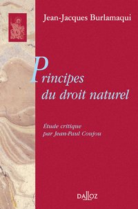 Principes du droit naturel