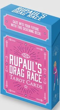 Rupaul drag race tarot card