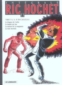 Intégrale ric hochet - Tome 11 - intégrale ric hochet 11