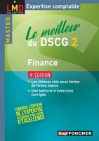 Le meilleur du DSCG 2 - Finance