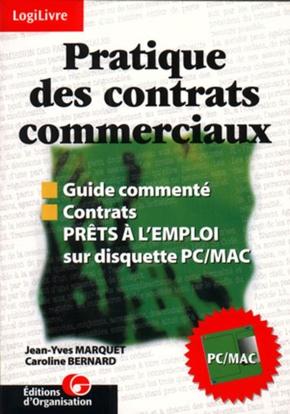 J.-Y. Marquet, C. Bernard- Prat des contrats commerc