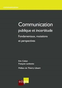 Communication publique et incertitude