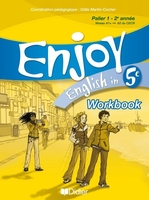 Enjoy English in 5e - Workbook