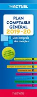 Plan comptable 2019-2020