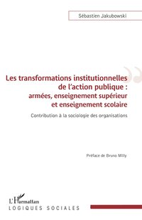 Les transformations institutionnelles de l'action publique
