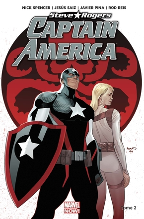 Captain america : steve rogers - Tome 2