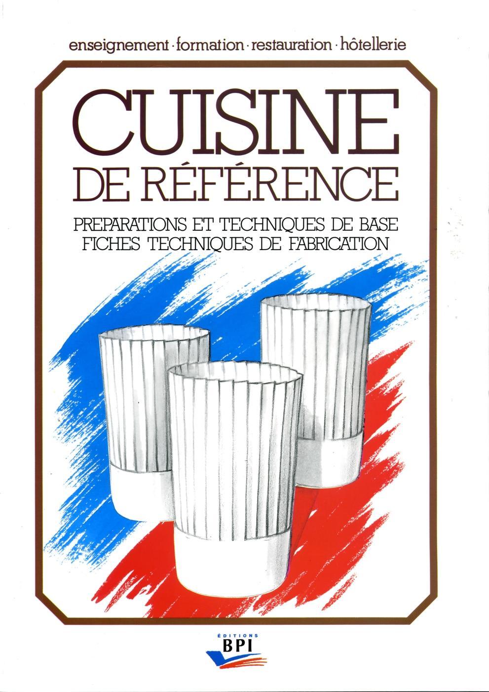 Cuisine De Reference Michel Maincent Morel Librairie Eyrolles