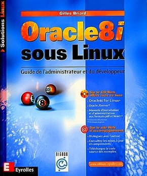 Gilles Briard- Oracle8i sous Linux