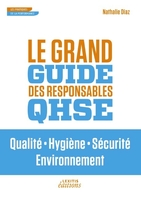 Le grand guide des responsables QHSE