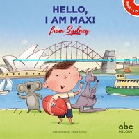 Hello, i am max from sydney - livre-cd   (nouvelle edition)