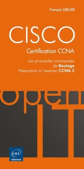 CISCO - Certification CCNA