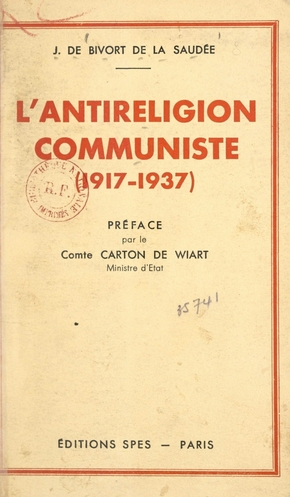L'antireligion communiste (1917-1937)
