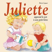Juliette apprend le pot frere