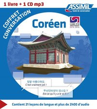 Coffret conversation coreen