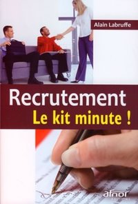 Recrutement - Le kit minute !