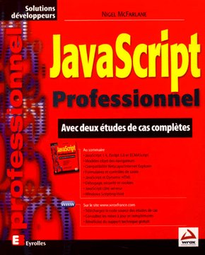 Nigel McFarlane- JavaScript Professionnel