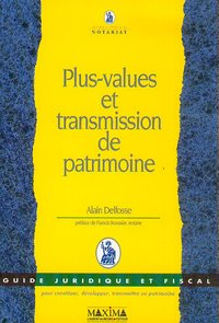 Plus-values et transmission du patrimoine