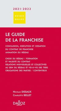 Le guide de la franchise 2021/22 - 1re ed.