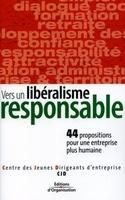 CJD - Vers un libéralisme responsable