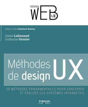 C.Lallemand, G.Gronier- Méthodes de design UX